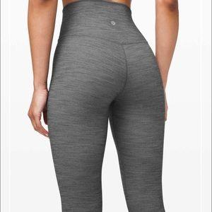 "Lululemon Size 6 Align Pant II 25"""